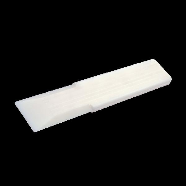 Zierleistenkeil extrabreit-keilförmig