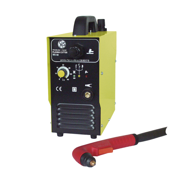 WS40 Plasma Cutter, 230V 1PH