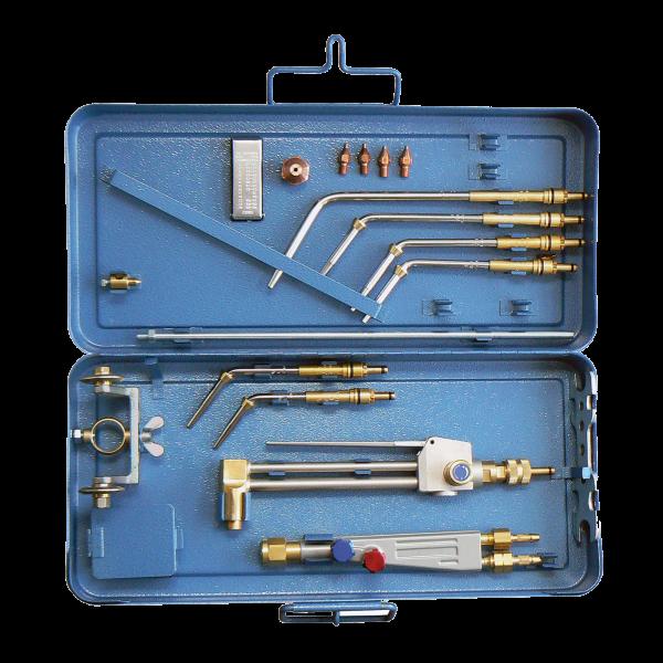Acetylen Brenner Set kpl. im Koffer