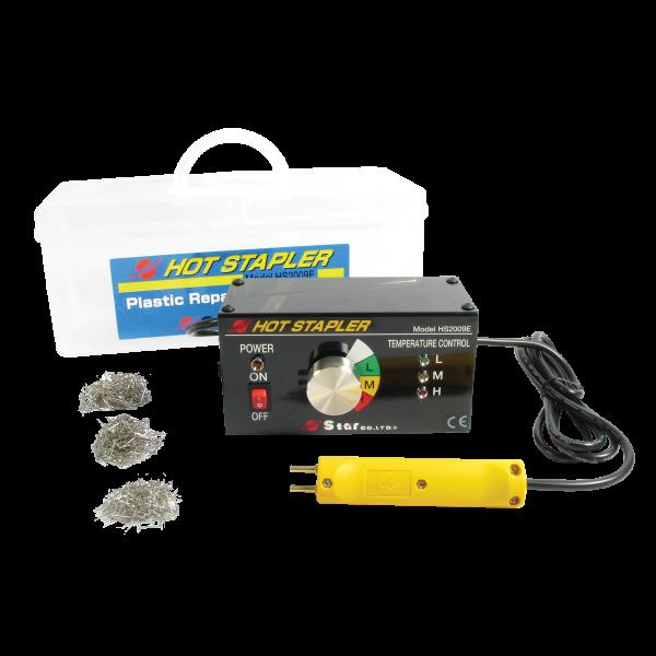Hot Stapler - Kunststoff-Reparaturkit