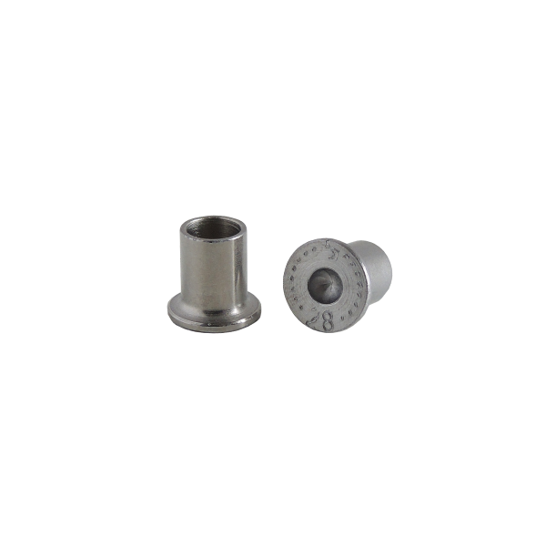 Fließ Form Niet S28 - Stahl
