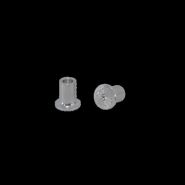 Fließ Form Niet A2 - Aluminium