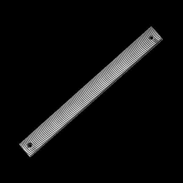 Feilenblatt Z3 fein, radial verzahnt