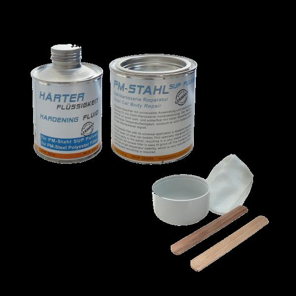 W+S 2-C Stahl Plastic Kit