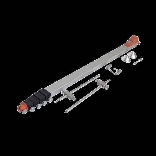 Auto-Messfix - Messbereich 950-3260mm