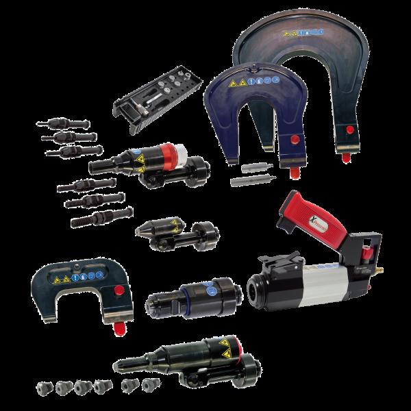 Nietwerkzeug XPress 800 - Full Set