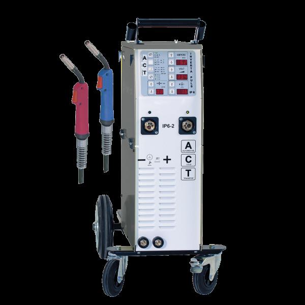 Schweißgerät InvertaPuls IP 6-2 ACT - 3x400V