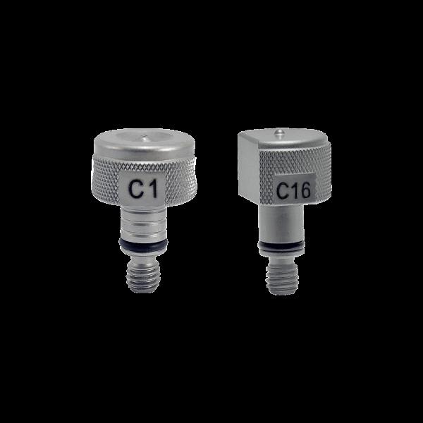Set C1+C16 Verpressen von FFN | Ø6,0mm