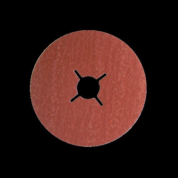 Vulkanfiberschleifscheiben K60, 115mm