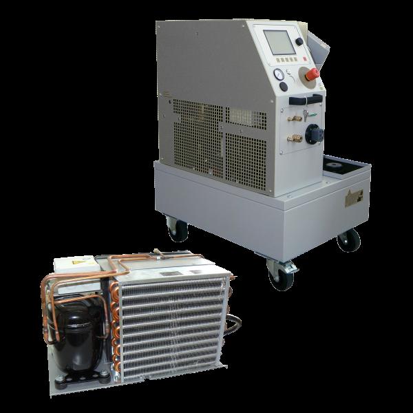 InvertaSpot GT-C AUTOMATIC + Kühlung 400V/3m