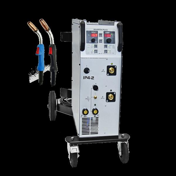 Schweißgerät InvertaPuls IP4-2 / 3x400V
