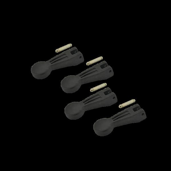 Kipphebel Twist Reparaturkit 4er-Set